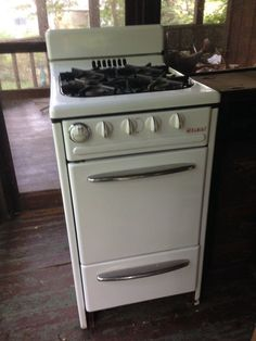 Vintage Wedgewood Apartment Size Gas Stove Gas Stove Stove