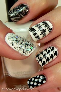 Nail Art My Collection LTHP in the Press Disclosure  31 Days of Nail Art