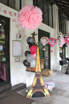 Celebrate with Cake!: Paris Party