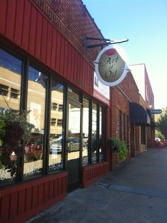 Dress up your salads, marinades and more with flavor infused olive oils and balsamic vinegars at Art of Oil | Downtown Boone, NC