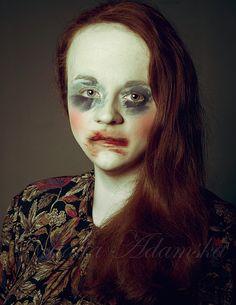 Amazing Digital Portraits by Natalia Adamska