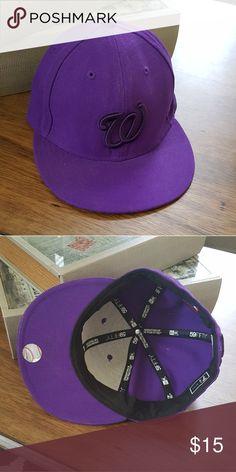 NWOT Washington Nationals Baseball Cap NWOT Washington Nationals Baseball Cap Accessories Hats