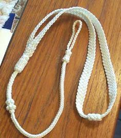 This is similar to lanyards for Boatswain's Pipes. It's been a while but I used to make them. It's nice to see someone's still doing it.