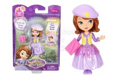 Disney Sofia Doll Buttercup Troop. Little girls are so excited when they find the Disney doll Buttercup Troop. The doll makes it so much fun to reenact Sofia's memorable story in an adorable 3 inch size. Sofia the First, a princess of Enchancia, must take on an extraordinary life of royalty and learn the ins and outs of being a princess. - To order: http://www.shopaholic.com.ph/#!/Disney-Sofia-Doll-Buttercup-Troop/p/51417253/category=6708179