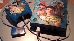 Shenmue, Custom Sega Dreamcast. Gear @ Immortalmastermind.com