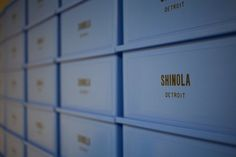"""Breaking News: FTC Takes Action Against Shinola, Suggests """"Where American Is Made"""" Slogan Be Dropped"""
