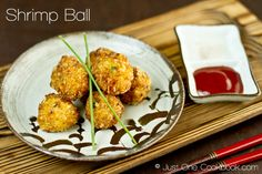 Mom's Shrimp Ball by @Nami | Just One Cookbook