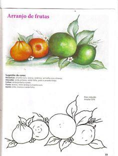 Faça já pintura em tecido n11 - ADRIANA MOURA - Álbuns da web do Picasa