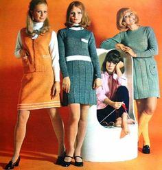 Magdorable!: The many looks of Bobbie Brooks, Avenue (Dutch) November 1968 #60s
