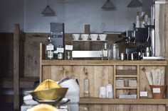 Monmouth, Covent Garden / The London Coffee Guide