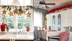 Vianočné dekorácie do kuchyne