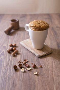 Photo de la recette: Mug cake au praliné sans oeuf