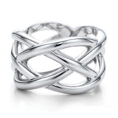 Tiffany Jewelry Knots Ring This Tiffany Jewelry Product Features: Category:Tiffany & Co Rings Material: Sterling Silver