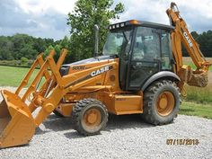 Case 580 Super M II Loader Backhoe used for sale