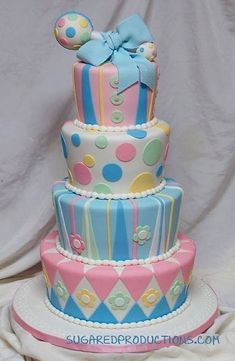 Cake Wrecks - Home - Sunday Sweets: April (Baby)Showers