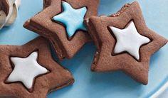 biscotti natale glassati nutella