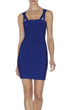 Zinnia Signature Bandage Dress | #HerveLeger