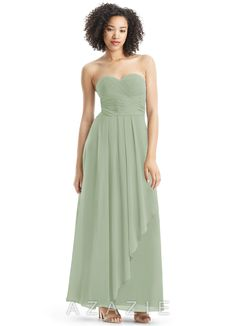 4c499cb948d Shop Azazie Bridesmaid Dress - Faye in Chiffon. Find the perfect made-to-