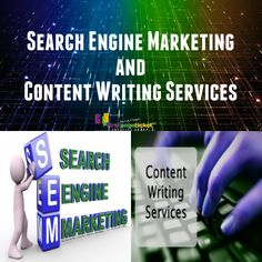 Search Engine Marketing and Content Writing Services