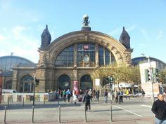 Frankfurt Main Hauptströmen  Station