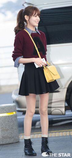 Korean fashion kpop inspired outfits street style 74 #KoreanFashion