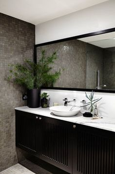 Castlecrag House - contemporary - bathroom - sydney - Jeff Karskens Designer