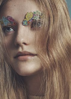Vogue Japan April 2016 Willow Hand by Emma Tempest