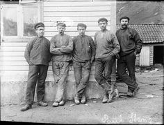 Workers 1908