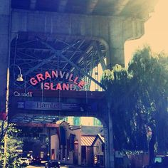 Spend a day at Granville Island, Vancouver, Canada