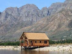 Platbos Log Cabins - Rawsonville