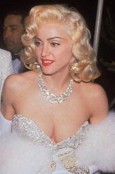 Madonna: 1991 Academy Awards