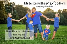 Life Lessons with Mexico Mom – Biting and Bras