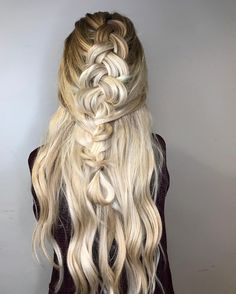 big braid + my ✨ Boho Hairstyles For Long Hair, Big Braids, Hair Goals, Stylists, Long Hair Styles, Photo And Video, Instagram Posts, Long Hairstyle, Long Haircuts