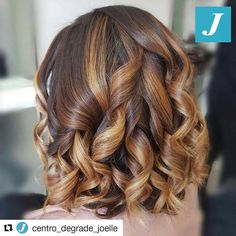 """Mi piace"": 10, commenti: 1 - Zero Difetti Studio - Matera (@degradejoellematera) su Instagram: ""Your choise _ Degrade Joelle & Taglio Punte Aria  #cdj #degradejoelle #tagliopuntearia #degradé…"""
