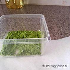 Zelf paprikapoeder maken van groene paprika's - smaakexplosie!