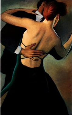 Argentine Tango Evening in Jade Print by Bill Brauer Tango Art, Hispanic Art, School Of Visual Arts, Argentine Tango, Salsa Dancing, Dance Quotes, Ballroom Dancing, Lets Dance, Dance Pics