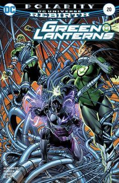 Green Lanterns n°20 (2017) #green #lantern #dccomics #comics #dc #universe #rebirth