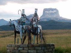 Blackfeet Reservation, Montana, U.S.A.