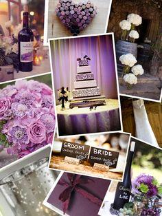 winery wedding inspiration for J + O