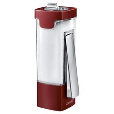 Fun kitchen gadget...automatically dispenses either 1/4, 1/2, or 1 Tbsp