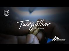 Twogether (for a cause) by L/DANA - YouTube  #twogether #ldana #colar #necklace #gold #despertar #rosegold #ourorose #jewelry #jewelrydesign #design #magnets #magnetjewelry #lovejewelry #unisex #msf #dwb