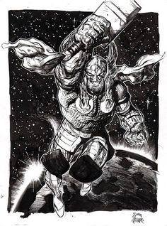 Thor Odinson by Walt Simonson