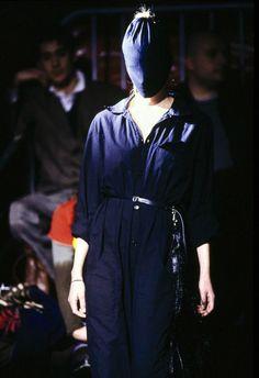 Maison Margiela Fall 1995 Ready-to-Wear Fashion Show