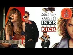 Courtney Barnett - Live - Performing the KICK album by INXS - YouTube