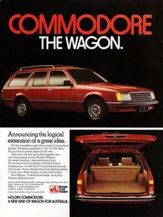 Holden Wagon, Holden Australia, Veteran Car, Holden Commodore, Australian Cars, Car Brochure, All Cars, Car Car, Buick