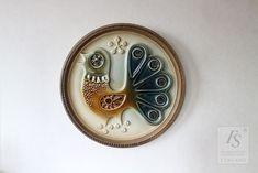 Retro BIRD wall plaque, made of ceramics. Art Sites, Wall Plaques, Blue Bird, Pottery, Ceramics, Retro, Ceramica, Ceramica, Pottery Marks