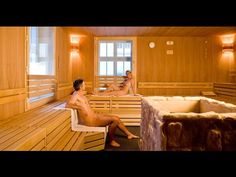 The Health Benefits Of Saunas Are Surprisingly High