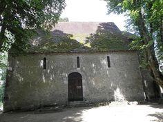 Eglise St-Pierre - Chauvigny - région Poitou-Charentes - XII-XIIème siècle