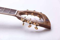 Kopo Guitars Gloucester 2014 Natural Cellulo Satin Varnish