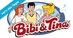 Bibi und Tina – Serie des Tages bei Kixi Kinderkino.de – Kinderkino
